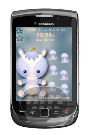 Este es un bonito tema para chicas, todas las pantallas son personalizados al igual que el medidor de batería, indicador de señal, cajas de diálogo, botones y cuadros emergentes. Fuente legible de color llamativo. Compatibilidad BlackBerry OS 5.0 – 7.1 BlackBerry 85xx, 89xx, 9220, 93xx, 96xx, 97xx, 98xx, 99xx Descarga BlackBerry World Fuente:blackberrygratuito