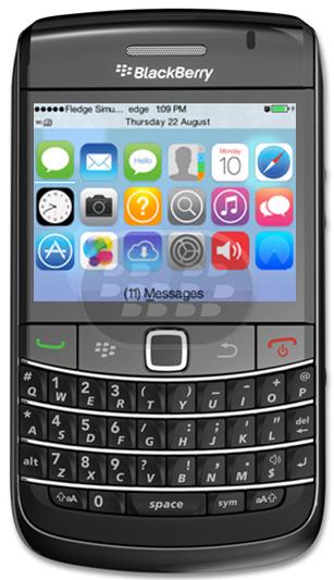 Este es un tema que contiene iconos del iOS7, que le brinda una apariencia similar a la del iphone. Características: * Nuevo diseño en cada uno de los elementos.*Iconos nuevos* Estilo iOS 7* Limpio y fácil de usar. Compatibilidad BlackBerry OS 5.0 – 6.0 BlackBerry 8900, 8910, 8980, 9000, 9630, 9650, 9700, 9780, 9788 Descarga BlackBerry World Fuente:blackberrygratuito