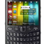 Ninty Nine HD Tema Colorido Para BlackBerry OS 5.0 – 7.1