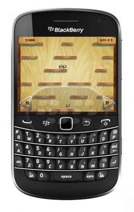 Falldown es uno de los juegos más populares en cualquier plataforma. Trate de llegar lo más lejos posible hacia abajo, pasando por las lagunas, mientras que las plataformas se mueven hacia arriba. El juego comienza lentamente pero se acelera a medida que se aleja aún más, así que asegúrate que siguen cayendo por esos huecos muy rápidos. Guía la bola hacia abajo usando el acelerómetro, trackpad o botones. Compatibilidad BlackBerry OS 5.0 – 7.1 BlackBerry 85xx, 89xx, 9220, 93xx, 95xx, 96xx, 97xx, 98xx, 99xx Descarga BlackBerry World Fuente:blackberrygratuito