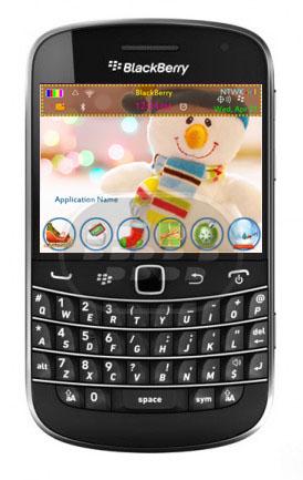 Este tema de navidad con enfoque al muñeco de nieve viene con con iconos unicos, fácil de leer, fuentes o tipo de letra acorde al tema, la disponibilidad también se encuentra para OS 7.0. Recuerde que para OS 7 no hay pantallas personalizadas y el botón de busqueda universal no aparece Compatibilidad BlackBerry OS 5.0 – 7.1 BlackBerry 85xx, 91xx, 9220, 93xx, 96xx, 97xx, 98xx, 99xx Descarga BlackBerry World Fuente:blackberrygratuito