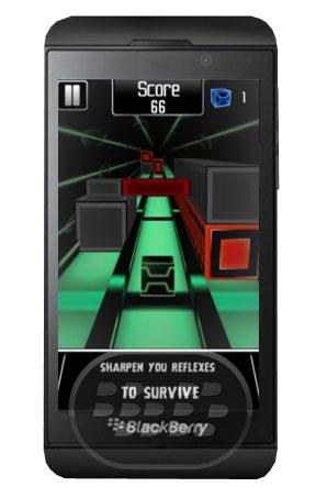 Este es un interesante juego arcade, las pistas se colocan con obstáculos para obstruir el progreso continuo del cubo. A partir de cierto desafío básico que puede enfrentar en algún momento obstáculos como plataforma desconectado, bloqueos mortales y otras formas de obstáculos. Disfrute de una carrera ilimitada, cada 1 minuto de funcionamiento se gana la vida. Compatibilidad BlackBerry OS 10 o Superior Descarga BlackBerry World
