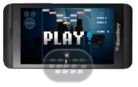 El juego clásico de BrickBreaker ahora esta para BlackBerry 10, más audaz que nunca, ha sido rediseñado para la acción aplastamiento más intenso, echa un vistazo a los gráficos retro, mejoras de diversión y nuevos desafiantes niveles! Diseñado con la última tecnología web para liberar la potencia del BB10 WebEngine. El mismo motor que bajo el capó del navegador BB10. Para instalar Brick Breaker en BlackBerry OS 5.0 – 7.1 Click Aquí Compatibilidad BlackBerry OS 10 o Superior (Q5, Q10, Z10, Z30 y P9982) Descarga BlackBerry World Fuente:blackberrygratuito
