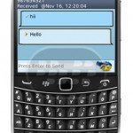 Hidden Chat Aplicación Para Ocultar Chat en BlackBerry OS 5.0 – 7.1