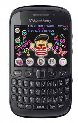 Este tema con diseño colorido presenta bonitos mensajes en su fondo de pantalla, el medidor de bateria y señal son personalizados, amigable con wallpapers, posee un pequeño tamaño de archivo lo que le permite ser rápido. Compatibilidad BlackBerry OS 5.0 – 7.1 BlackBerry 85xx, 89xx, 91xx, 9220, 93xx, 96xx, 97xx, 98xx, 99xx Descarga BlackBerry World