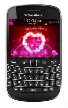 Se aproxima el mes del amor y amistad celebrelo con este bonito tema de corazones con fondo de pantalla e iconos personalizados, cambie el aspecto a su dispositivo, si desea obtener gif animados de amor para BBM Click Aquí Compatibilidad BlackBerry OS 5.0 – 7.1 BlackBerry 85xx, 91xx, 9220, 93xx, 96xx, 97xx, 98xx, 99xx Descarga BlackBerry World