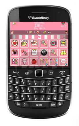 Este es un bonito tema de matrimonio ideal para el mes del amor y amistad, los colores predominantes el rosado con muchos elementos personalizados como los iconos, banners, indicador de bateria y señal. Compatibilidad BlackBerry OS 5.0 – 7.1 BlackBerry 85xx, 89xx, 91xx, 9220, 93xx, 96xx, 97xx, 98xx, 99xx Descarga BlackBerry World
