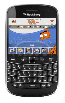 Este es un bonito tema de gatos para chicas, con varios elementos personalizado como los iconos, indicadores, medidor de bateria y fondo de pantalla, el estilo de fuente fácil de visualizar, le darán un aspecto diferente a su dispositivo. Compatibilidad BlackBerry OS 5.0 – 7.1 BlackBerry 85xx, 8900, 9000, 91xx, 9220, 93xx, 95xx, 96xx, 97xx, 98xx, 99xx Descarga BlackBerry World