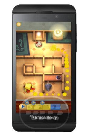 Este juego en 3D pone a prueba sus habilidades, obtenga el queso!dibuje la trayectoria del aroma de queso para el ratón, para que pueda seguir el camino para comer el queso. Muy pronto, usted obtendrá poderes para mejorar su aroma, más olor, para que el ratón corra más rápido y ser capaz de escapar de un gato, adelantar a otra rata o vencer a sus amigos con el mejore tiempo!. Compatibilidad BlackBerry OS 10 o Superior Descarga BlackBerry World Fuente:blackberrygratuito