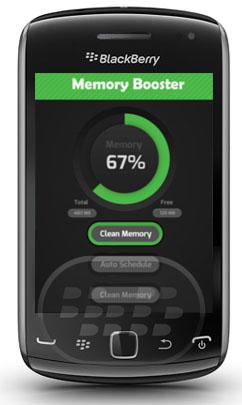 Esta herramienta mejora la velocidad de su teléfono hasta en un 60%, limpia su sistema dearchivos no deseados y aumenta el espacio de almacenamiento. Características:– Acelera la velocidad de su proceso de dispositivos– Eliminar la parte de archivos no deseados y limpiarlo– Opción Programador Auto (diario o Personalizado)– Opciones de gráficos asombrosos. Compatibilidad BlackBerry OS 5.0 – 7.1 BlackBerry 85xx, 89xx, 91xx, 9220, 93xx, 96xx, 95xx, 97xx, 98xx, 99xx Descarga BlackBerry World