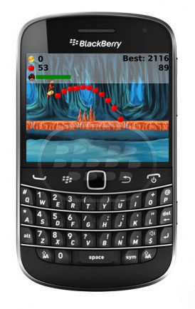 Este es un juego retro de aladino que le hará recordar su infancia, favorito de todos los tiempos, lo único que tiene que hacer es llegar lo más lejos posible, correr y gane manzanas, monedas y vidas, esquive los fantasmas en el camino, que se puede combatir con la ayuda de los escudos. Hay incluso una alfombra mágica en la que aladino puede volar! Compatibilidad BlackBerry OS 5.0 – 7.1 BlackBerry 85xx, 9220, 93xx, 96xx, 97xx, 98xx, 99xx Descarga BlackBerry World