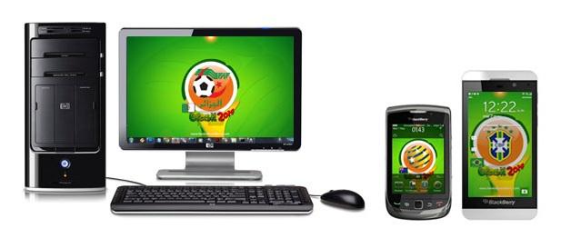 La Copa Mundial de la FIFA Brasil 2014 esta por venir, disfrute de esta pack de fondos de pantalla, una vez seleccionado la imágen de su preferencia recuerde especificar la resolución de pantalla de su BlackBerry por ejemplo: 320×240 píxeles para BlackBerry 8520, 9300, 9330 360×480 píxeles para BlackBerry Storm, Torch y 9380 1024×1024 para BlackBerry PlayBook 720×720 para BlackBerry Q10 y Q5 768×1280 para BlackBerry Z10 720×1280 paraB lackBerry Z30 Para obtener más ayuda y conocer la resolución de su dispositivo Click Aquí A continuación selección de equipos de América. 32 países clasificados: Brasil, Argentina, Colombia, Chile, Ecuador, Uruguay,