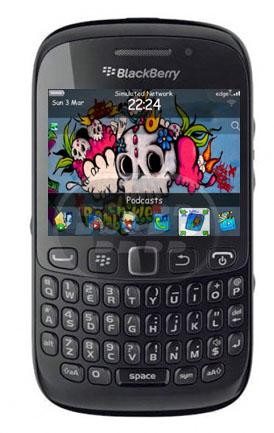 Este tema del tipo ZEN, tiene una apariencia colorida estilo graffiti, solamente los iconos son personalizados y algunas pantallas, el medidor de bateria y señal permanecen como predeterminado del sistema operativo que tenga instalado. Compatibilidad BlackBerry OS 5.0 – 7.1 BlackBerry 85xx, 9220, 93xx, 9620, 9650, 97xx, 98xx, 99xx Descarga BlackBerry World