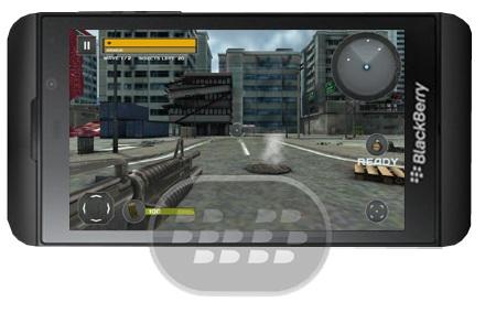 Este es entretenido juego de disparos de una invasión extraterreste, conviértete en la primeresperanza la humanidad. Dispare, destruya al enemigo y defienda sus trincheras. Este juego tiene campaña epica en ciudad en ruinas, posee buenos paisajes, toneladas de enemigos por atacar, viva una experiencia dramática con giros inesperados. Compatibilidad BlackBerry OS 10 o Superior (Q5, Q10, Z10, Z30, Z3) Descarga BlackBerry World