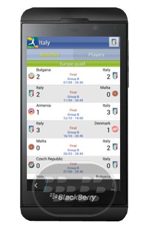 Esta aplicación le permite conocer todo lo que necesite sobre el mundial Brasil 2014, resultados, próximos partidos, clasificaciones y goleadores en tiempo real, a partir de los preliminaresdirectamente a la final en Brasil! Usted puede seguir a su equipo nacional, comprobar su calendario de partidos en su camino a laCopa, y comparta sus comentarios con los aficionados al fútbol de todo el mundo. Compatibilidad BlackBerry OS 10 o Superior (Q5, Q10, Z10, Z30, Z3) Descarga BlackBerry World