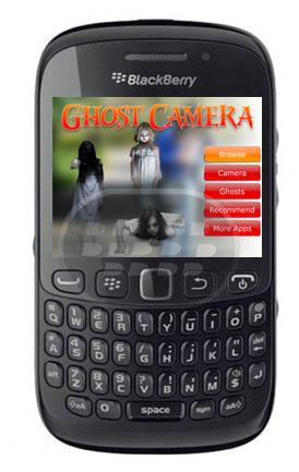 Esta aplicación le permite agregar un fantasma a la hora de tomar una fotografía, también puede agregar fantasma en las fotografías de la galería, realizar diferentes acciones como el tamaño, rotar y visibilidad del fantasma y compartirlo a través de BBM y correo electrónico. Compatibilidad BlackBerry OS 5.0 – 7.1 BlackBerry 85xx, 89xx, 91xx, 9220, 93xx, 95xx, 96xx, 97xx, 98xx, 99xx Descarga BlackBerry World