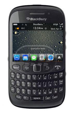 Este tema contiene un fondo de pantalla HD, limpio y con mucha claridad, 6 iconos personalizados en el homescreen o pantalla de inicio, colores variados destacados como el azul, blanco, celeste y verde, soporte al modo landscape para Torch, también funciona en OS 7.0 pero con varias limitaciones. Compatibilidad BlackBerry OS 5.0 – 7.1 BlackBerry 85xx, 89xx, 91xx, 9220, 93xx, 96xx, 97xx, 98xx, 99xx Descarga BlackBerry World