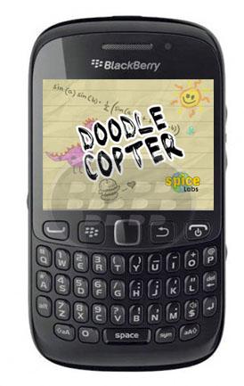 Recuerde su infancia con este clásico juego del helicóptero, explore el cielo con Doodle Copter, durante la el viaje recoja todas las monedas y evitar peligros en el camino, este juego es tan sencillo pero adictivo a la vez, capaz de mantenerlo entretenido durante mucho tiempo. Compatibilidad BlackBerry OS 5.0 – 7.1 BlackBerry 85xx, 89xx, 91xx, 9220, 93xx, 96xx, 97xx, 98xx, 99xx Descarga BlackBerry World