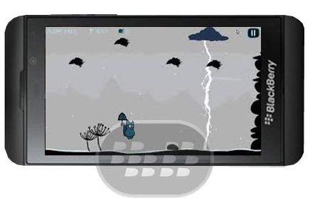 Bronko Blue Lite: es un interesante juego al estilo del helicóptero con un pequeño gato azul, quevuela a través de las estaciones y paisajes nocturnos en busca de su lana perdido. Debe evitar o interactuar con los obstáculos en el camino. El gato puede disparar o embestir torres de piedra o de luchar contra molinos de viento. Las avesse acercan a él que Bronko puede disparar pero no chocar con las bolas de lana se pueden encontrar en el camino para recibir puntos de bonificación. Bronko puede usar una linterna parailuminar su camino en la oscuridad. Compatibilidad BlackBerry OS 10