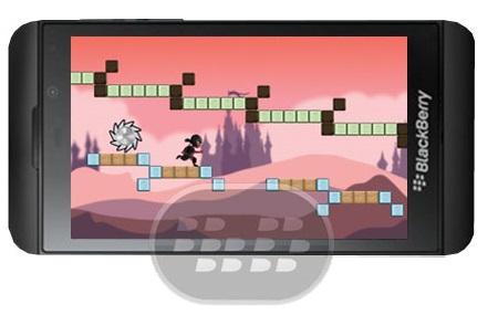 Diviértase con este juego de saltos y use sus técnicas Ninja para tener el control del camino, cambie su gravedad o use su espada brillante, 54 niveles diferentes en el modo supervivencia sin fin, lo único que tiene que hacer es tocar la pantalla para saltar, consiga altas puntuaciones globales. Compatibilidad BlackBerry OS 5.0 – 10.3 BlackBerry 85xx, 89xx, 9220, 93xx, Q5, Q10, Z10, Z30, Z3, PlayBook Descarga BlackBerry World