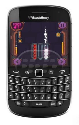Si te gustan los juegos de lógica éste será perfecto para usted, en este juego tienes tres tubos y tienes que recoger las bolas en ellos con el mismo color, para ayudarle con esto están los powerball con parámetros secretos, pero no recoger las bombas pueden destruir sus planes. Compatibilidad BlackBerry OS 5.0 – 7.1 BlackBerry 85xx, 89xx, 9220, 93xx, 96xx, 97xx, 98xx, 99xx Descarga BlackBerry World