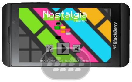 Excelente juego desarrollado por @MgDivenire Marco Gallo, ideal para aprender sobre juegos retros, definitivamente tiene gráficas muy buenas, este no es un juego simple de ruptura, cada nivelestá inspirado en una famosa consola o juego retro del pasado. Es super divertido, adictivo y lleno de poderes. Compatibilidad BlackBerry OS 10 o Superior (Q5, Q10, Z10, Z30, Z3, Passport) Descarga BlackBerry World