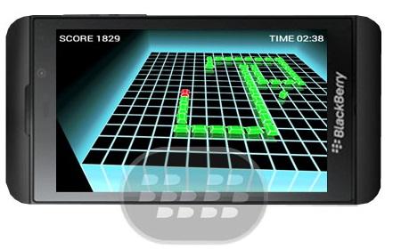 Este es el juego clásico de la serpiente modelado en 3D, la técnica es sencilla coma todos los cubos verdes para hacer crecer la serpiente, si usted toca la pared o el final del espacio disponible o si toca su propio cuerpo pierde. Deslice de de derecha a izquierda y viceversa para mover la serpiente, también puede cambiar lavista arrastrando hacia arriba o hacia abajo. Puede pausar el juego presionando los 2 dedos. Si te gusta el juego, por favor póngale 5 estrellas, sus comentarios son importantes Compatibilidad BlackBerry OS 10 o Superior (Q5, Q10, Z10, Z30, Z3, Passport) Descarga