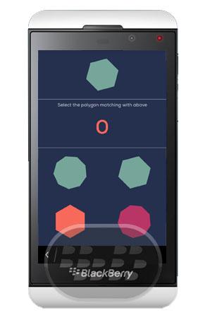 ¿Le gustan los juegos difíciles? Entonces este es ideal para usted, lo único que tiene que hacer es coincidir el polígono dado con las múltiples propuestas, pero tenga cuidado son similares y puede que engañe a su mente, un desafió extremadamente difícil por el poco tiempo disponible. Compatibilidad BlackBerry OS 10 o Superior (Q5, Q10, Z10, Z30, Z3, Passport, Classic) Descarga BlackBerry World